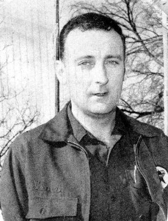 A photo of Gene David Wolner