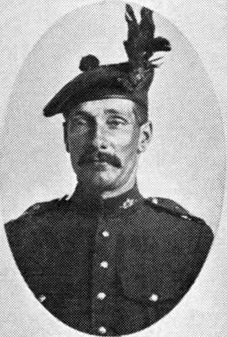 John Robert Murray DCM