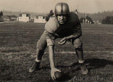 Gordon Personius, Football Hero