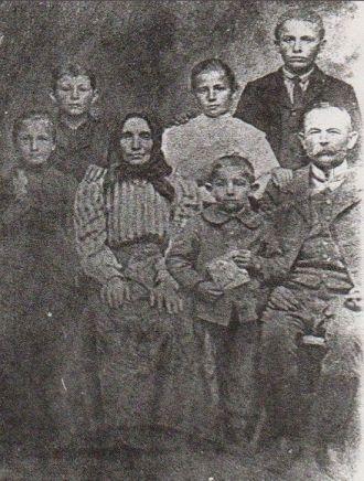 Galgoczi Family from Hungary