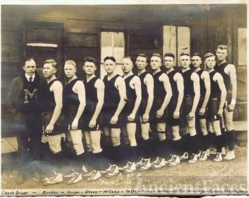 1920 Texas A&M College Basketball Team