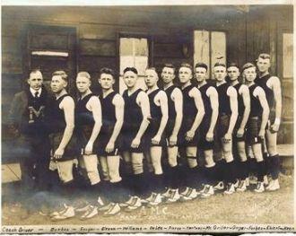 1920 Texas A&M College Basketball Team