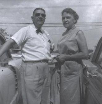Roosevelt & Leonora Juhlin