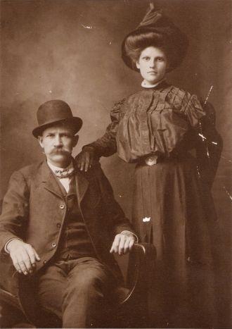 Wesley & Myrtle Hamilton
