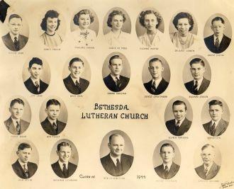 Lutheran Church, Class of 1944