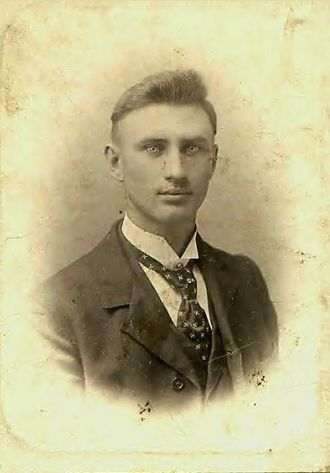 John Gus Long, 1890