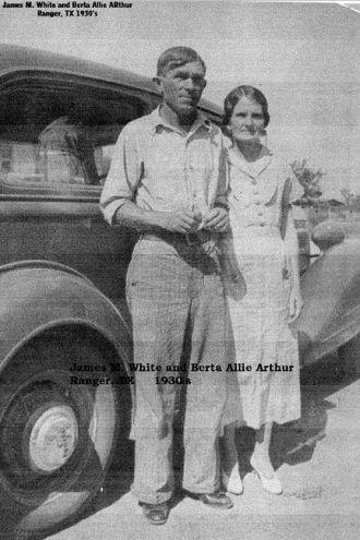Grandma & Grandpa White