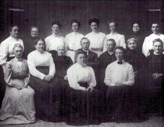Groups of Ladies & a man