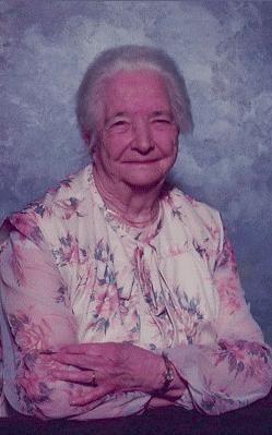 Ethel Leffew Jones