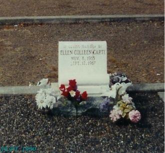 A photo of Ellen C Carte