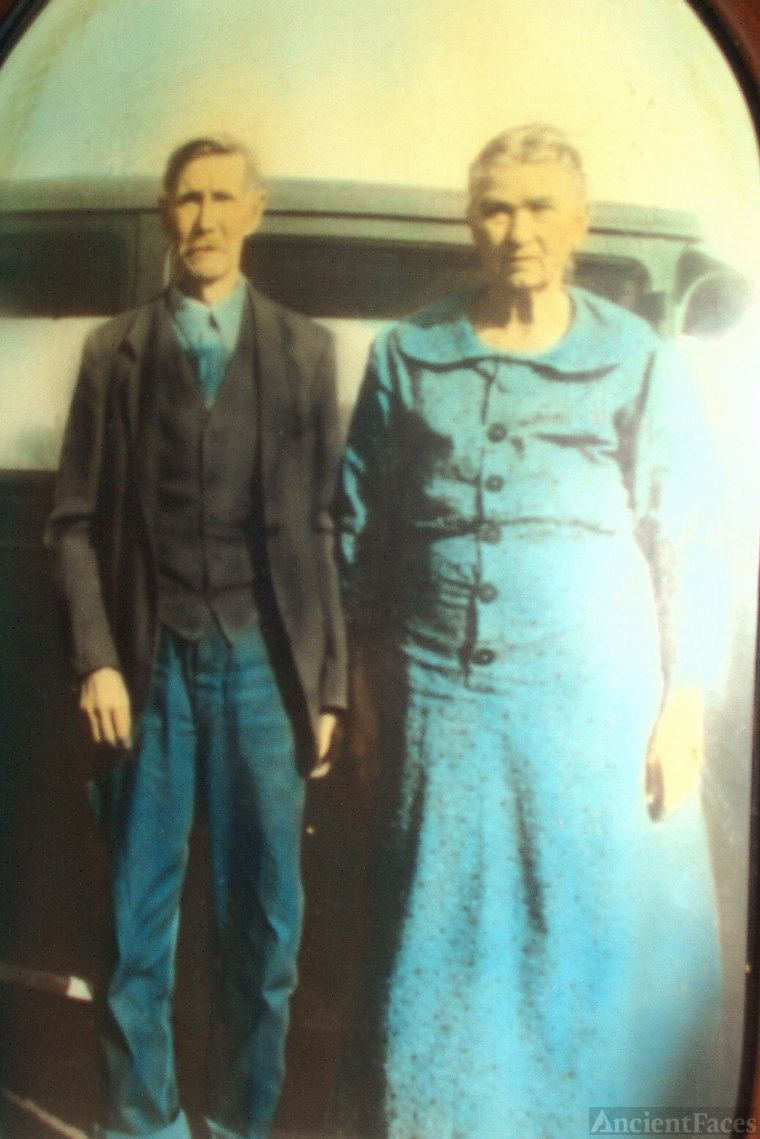 Squire John & Abigail Burnett Smith