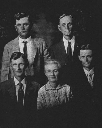 Mary,Hugh,Roy,Otis,Stacy Finch