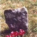 Shadrack Stogsdill's grave stone