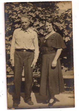 Anthony & Frances E. (Zarzecka) Rynkiewicz