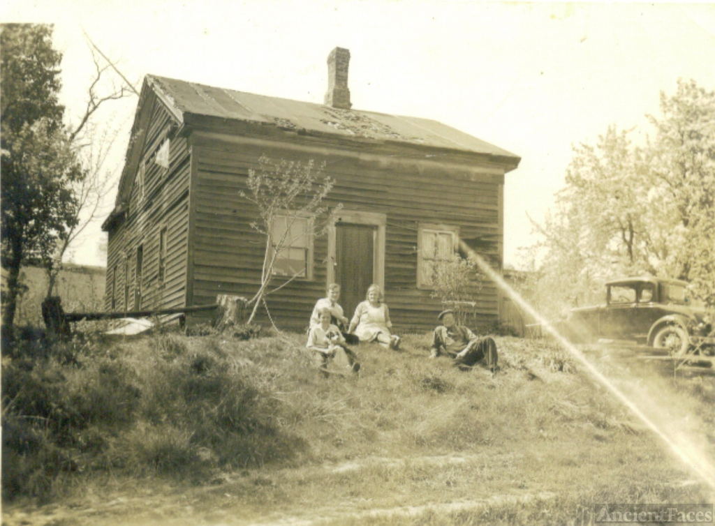Chaffee homestead in Sheshequin, PA