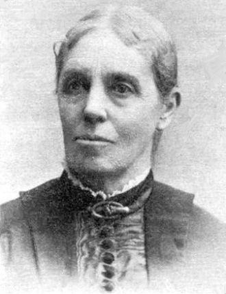 Mary Harrington Dodge, Iowa