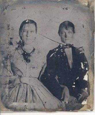 Mary Jane Carr Bass and William Everett Bass