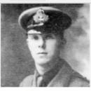 Sub Lieutenant Gordon Jandron Leseelleur