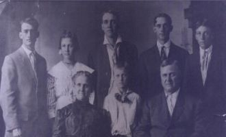 William J. Beedles family