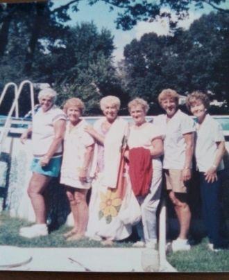 The Schelhas family, 1980