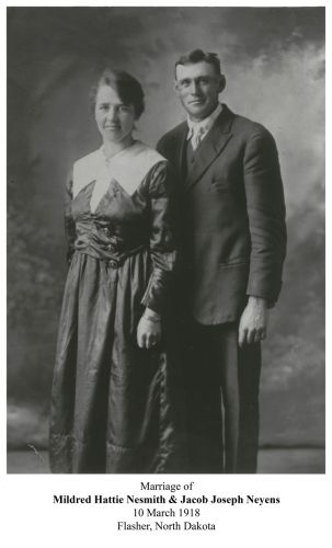 Mildred and Jacob Neyens