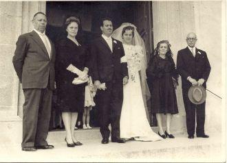Josep Buscarons and Camila Poirson