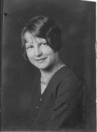 Millie Louise (Farrer) Johnson