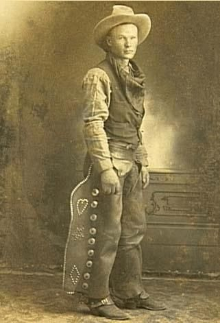 Robert Lee Criswell, Swenson Ranch