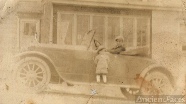 Car and Child