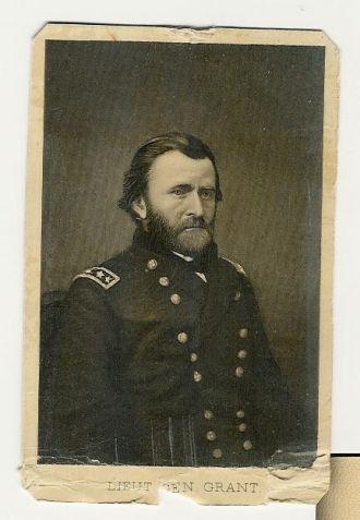 Lieutenant Grant