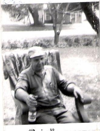 my grandfather samuel craig milligan
