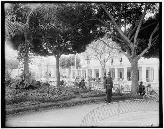 Central park, Havana