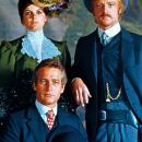 Paul Newma, Katharine Ross, Robert Redford.