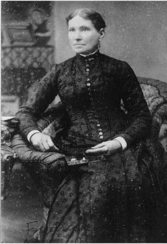 A photo of Eliza (Summers) Wilson