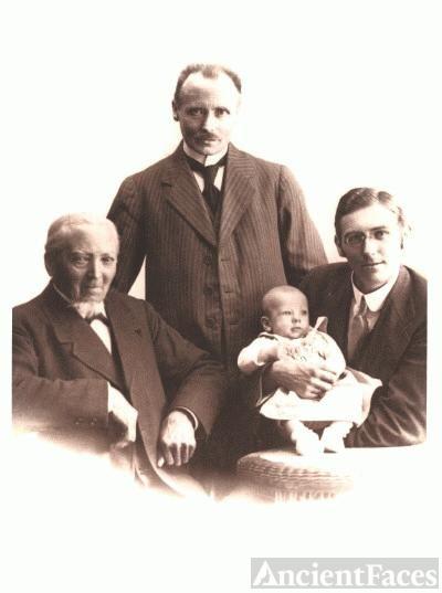 Four Generations of Sorensens