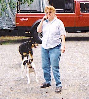 Sue Joyce in Rockland, Maine
