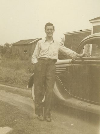 Roy Weatherly in Morris NY