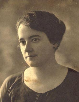 Sadie Drucilla Bradford