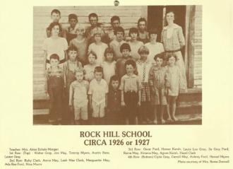 Rock Hill School, Rankin County, Mississippi