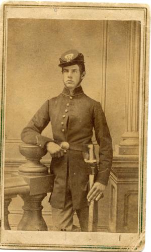 A photo of Orestus Gustavus Bailey