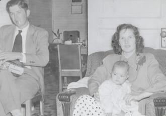 Bill Cheryl and Doris Trexler
