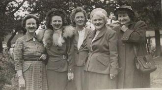 Kendall Sisters, 1947