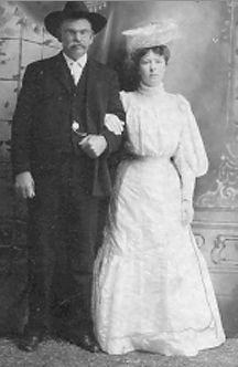 Cora Alma PETTEY and George Washington BERRY