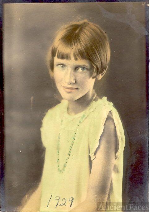 Georgia Richner - 1929