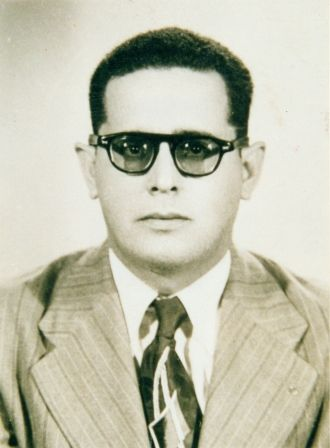 Eduardo Alejandro Jose Irueta Guerra, Cuba 1954