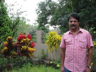 P C Thomas Parakulam