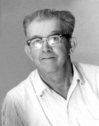 A photo of Elmer Carlton Gravley