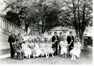 Graduation Day 1932