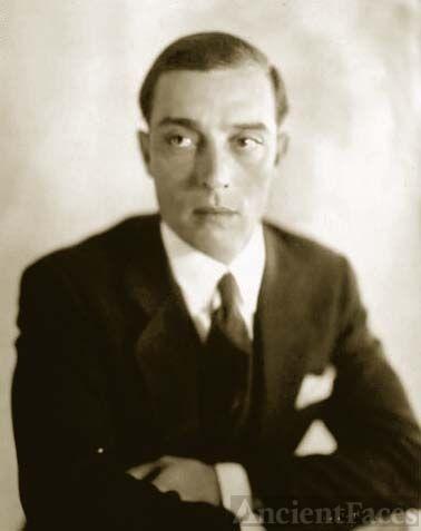 Melbourne Spurr portrait of Keaton
