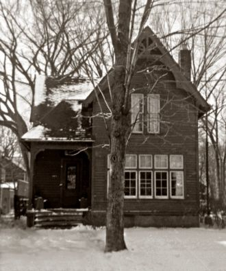 White Home, Weadock Street, Michigan